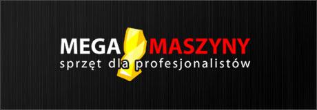 MegaMaszyny - sprzęt dla profesjonalistów
